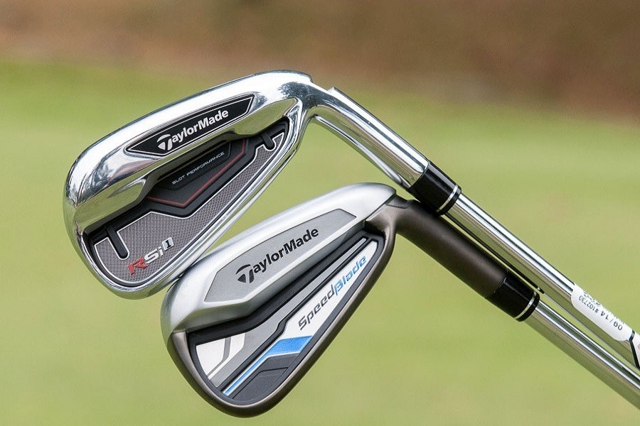 TaylorMade Men's SpeedBlade Golf Complete Set