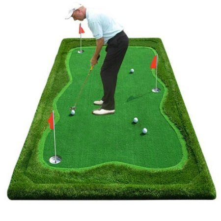 Why a putting green in your home or office will make you a ...